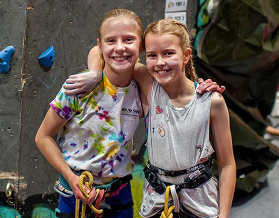 climbing friends perth