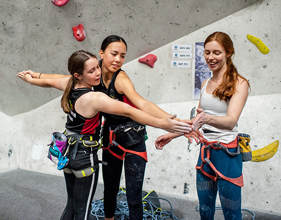 ropes climbing gym perth