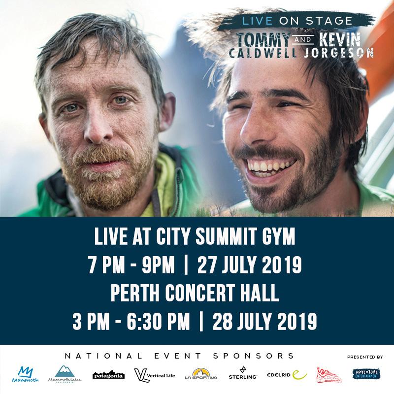 Dawn Wall Move Perth
