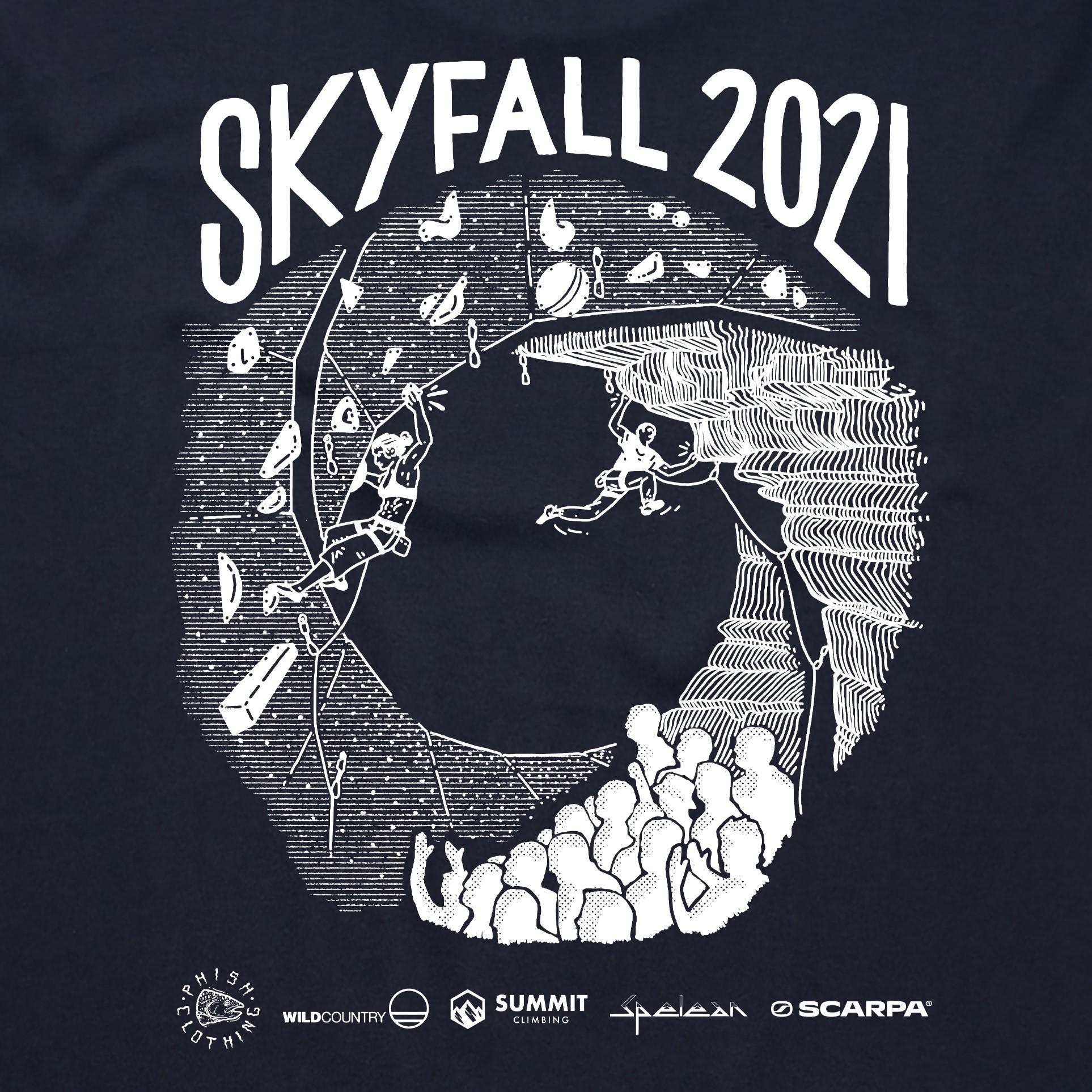 skyfall shirt